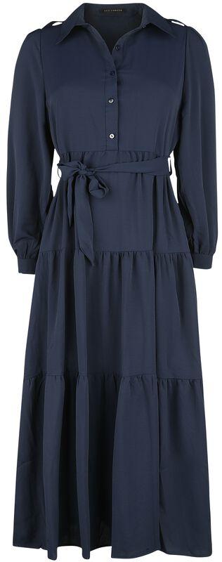 Long Sleeve Smock Dress