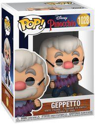 80th Anniversary - Gepetto Vinyl Figur 1028