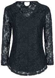 De Engel - Lace Covered Longsleeve
