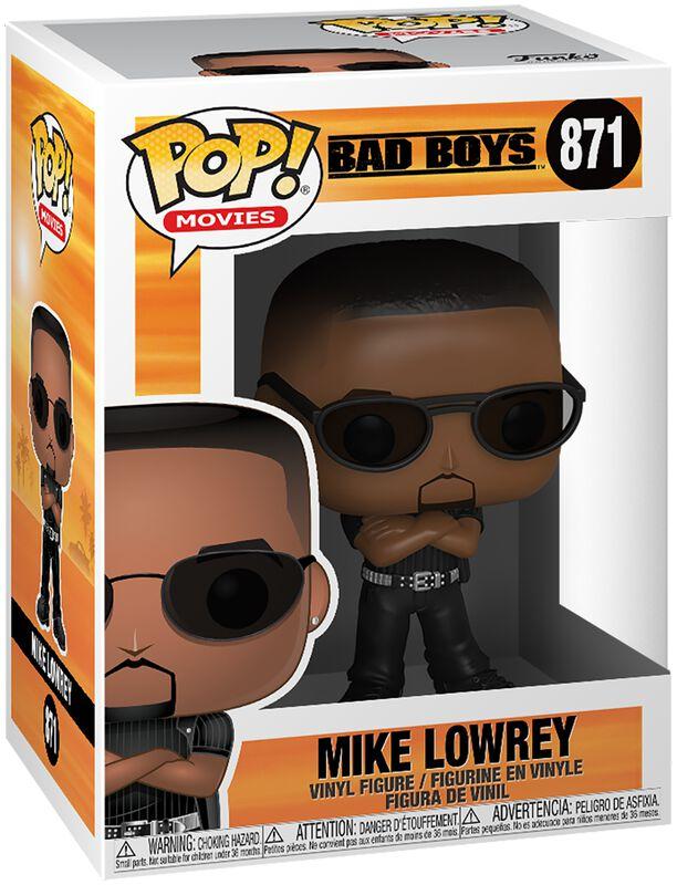 Bad Boys Mike Lowrey Vinyl Figur 871