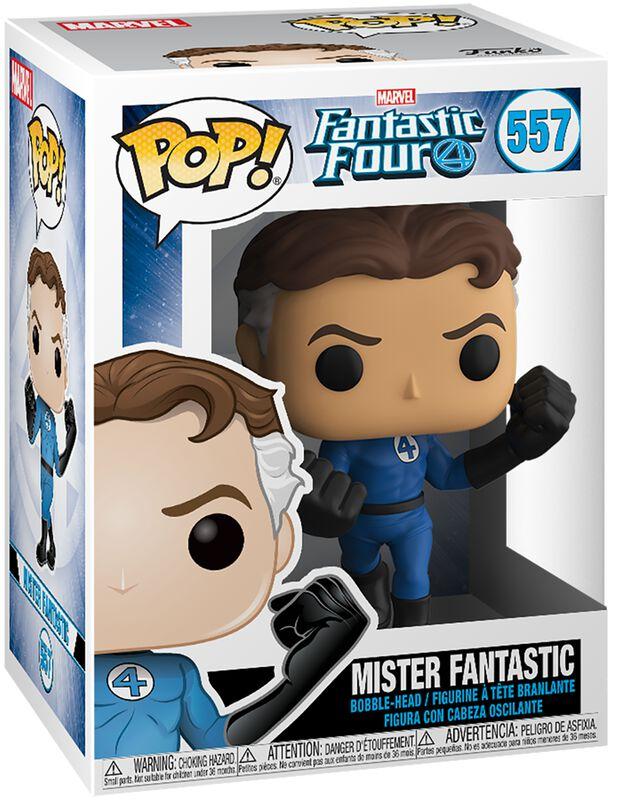 Mister Fantastic Vinyl Figur 557