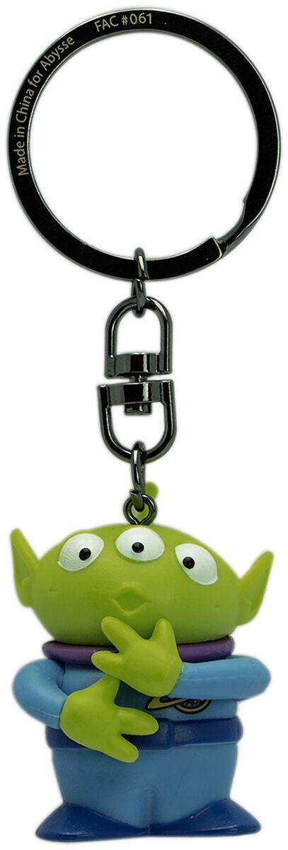 Toy Story Alien Schlüsselanhänger multicolor ABYKEY289