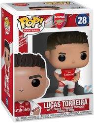 Football Arsenal London - Lucas Torreira Vinyl Figure 28