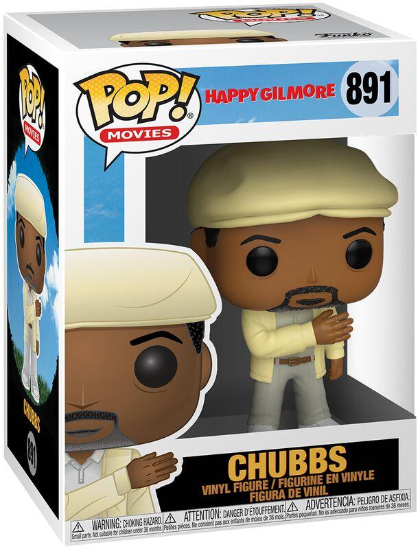 Happy Gilmore Chubbs (Chase Edition möglich) Vinyl Figur 891