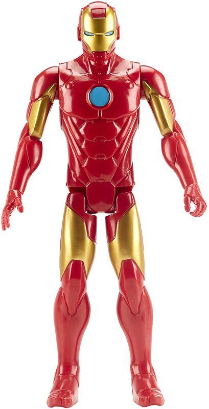 Blast Gear Iron Man (Titan Hero Serie)