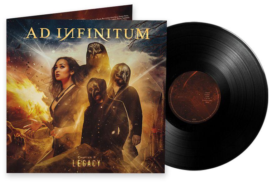 Image of Ad Infinitum Chapter II - Legacy LP Standard