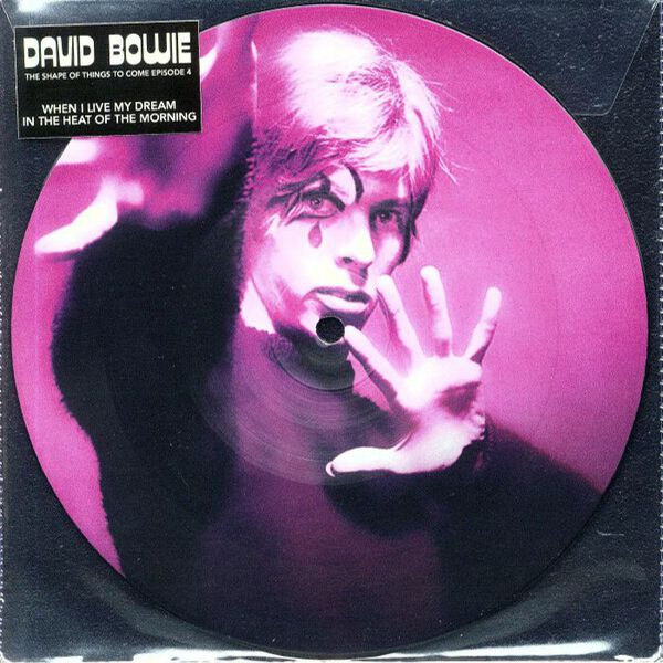 Image of David Bowie The shape of things to come - Episode 4 7 inch-SINGLE Picture