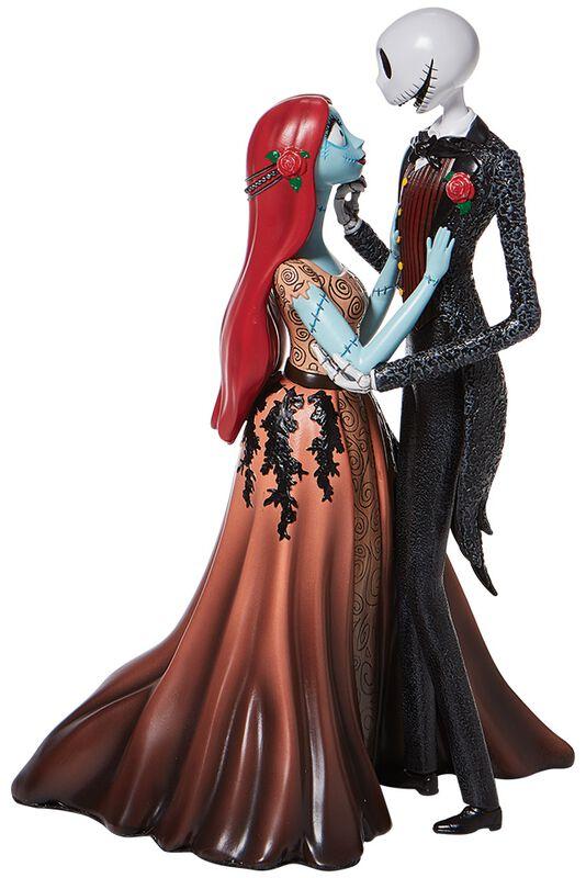 Jack & Sally Couture de Force Figurine