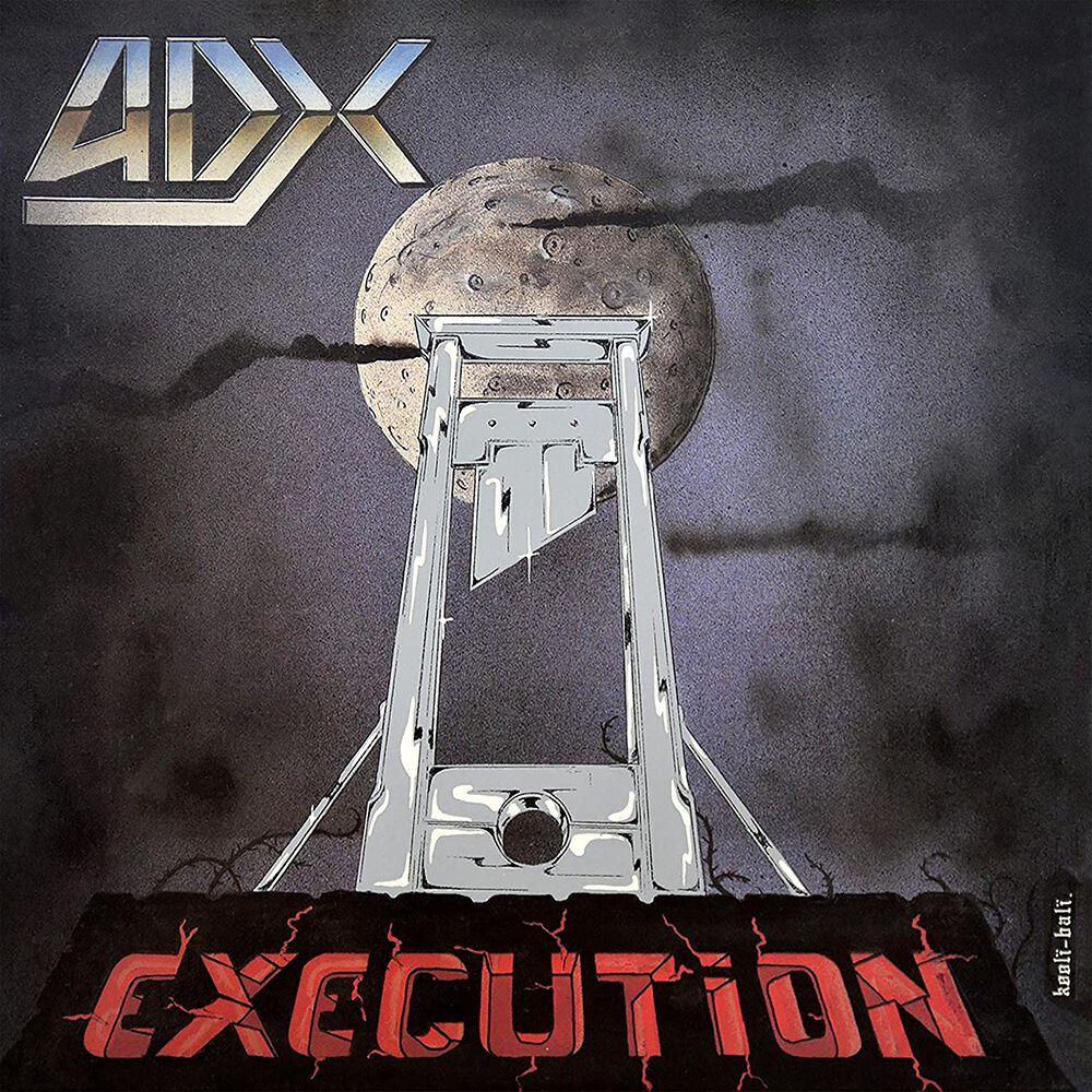 Image of ADX Execution 2-LP splattered