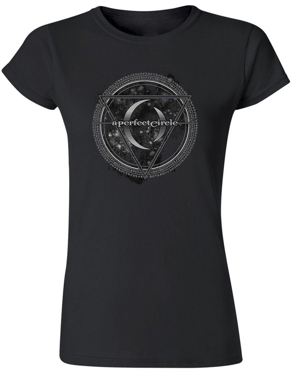 Image of A Perfect Circle Sigil Girl-Shirt schwarz