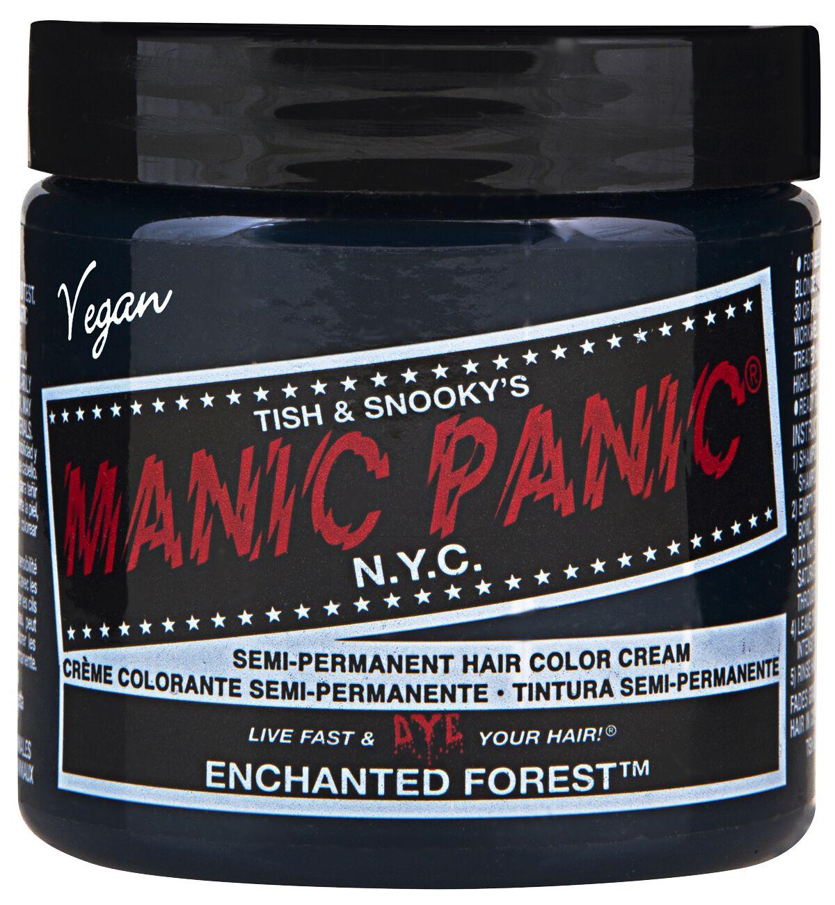 Manic Panic Enchanted Forest - Classic  Haar-Farben  grün