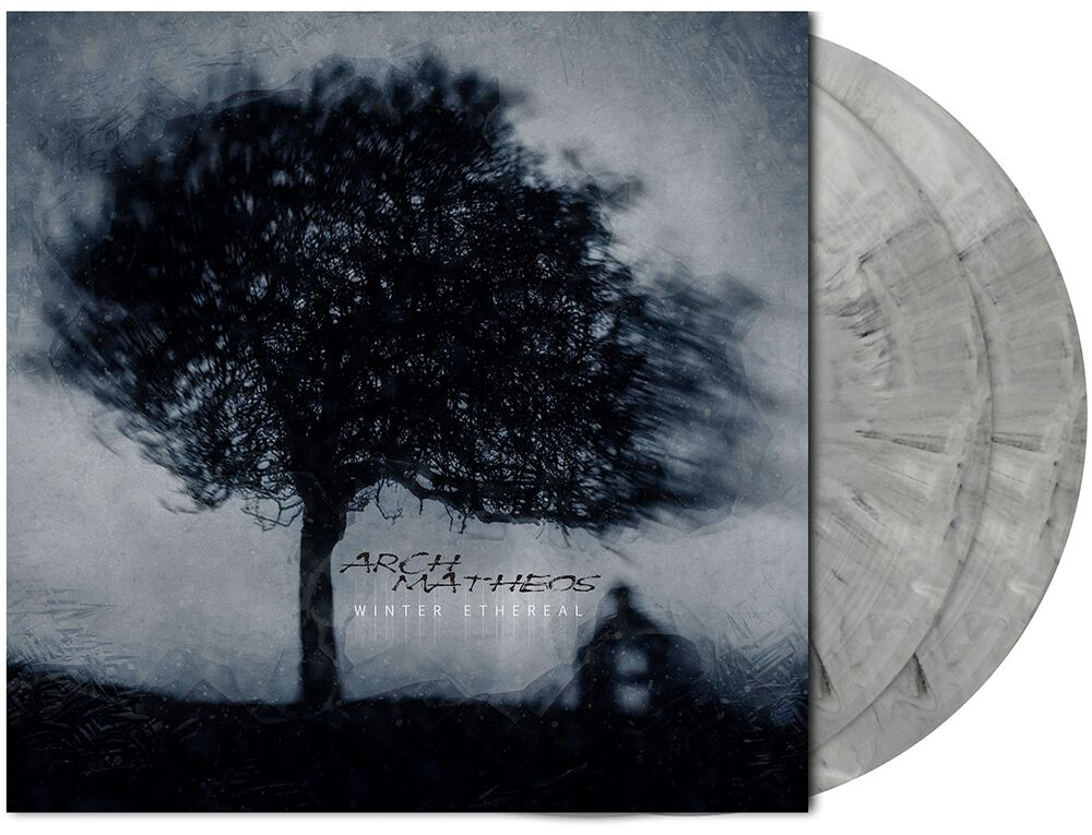 Image of Arch / Matheos Winter ethereal 2-LP marmoriert