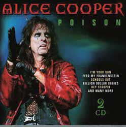 Alice Cooper  Poison  2-CD  Standard