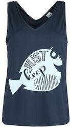 Findet Nemo Dorie - Keep Swimming