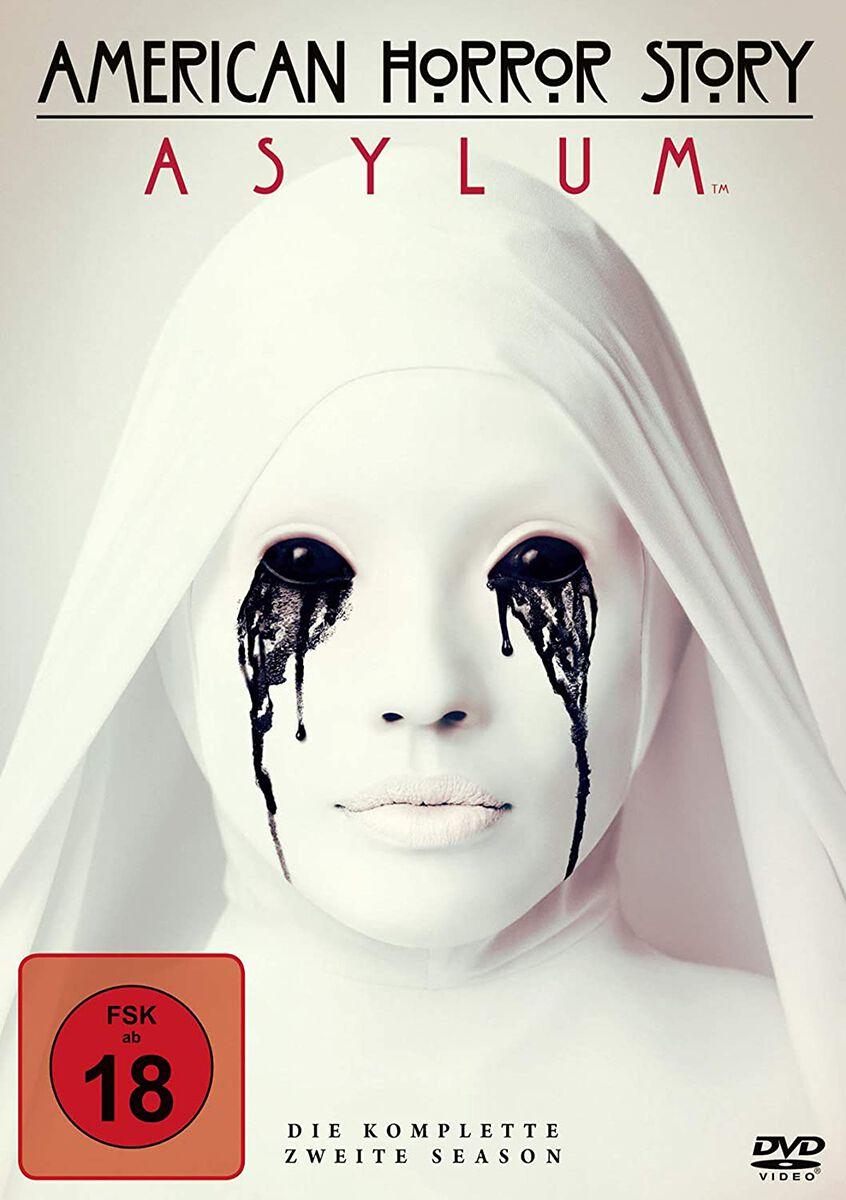 American Horror Story Staffel 2 - Asylum  DVD  Standard