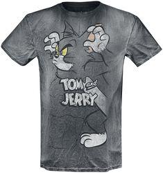 Tom und Jerry Scaring Tom