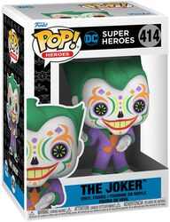 Dia De Los DC- Joker Vinyl Figur 414