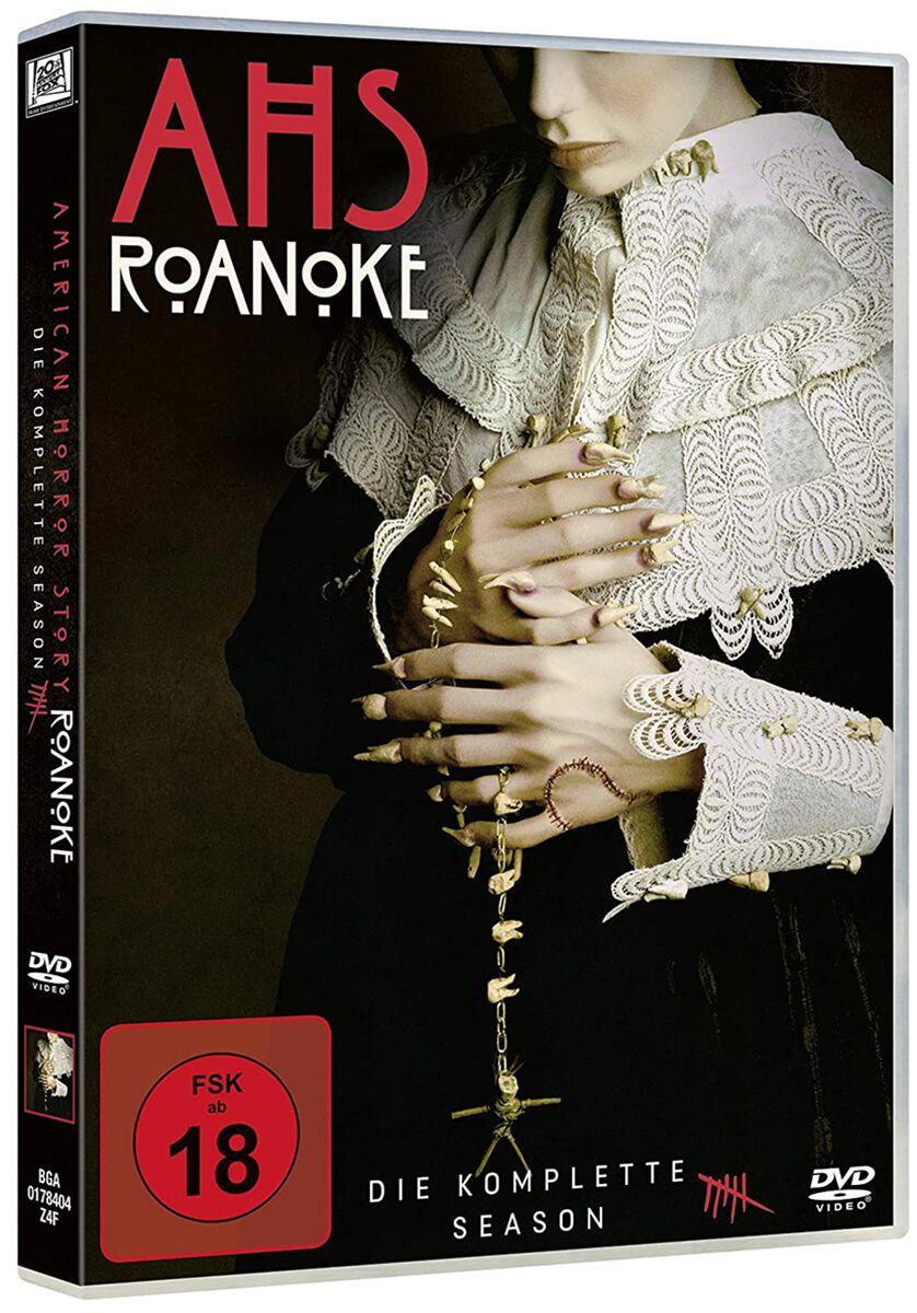 American Horror Story Staffel 6 - Roanoke  DVD  Standard
