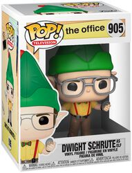 The Office Dwight Schrute als Elf - Vinyl Figure 905