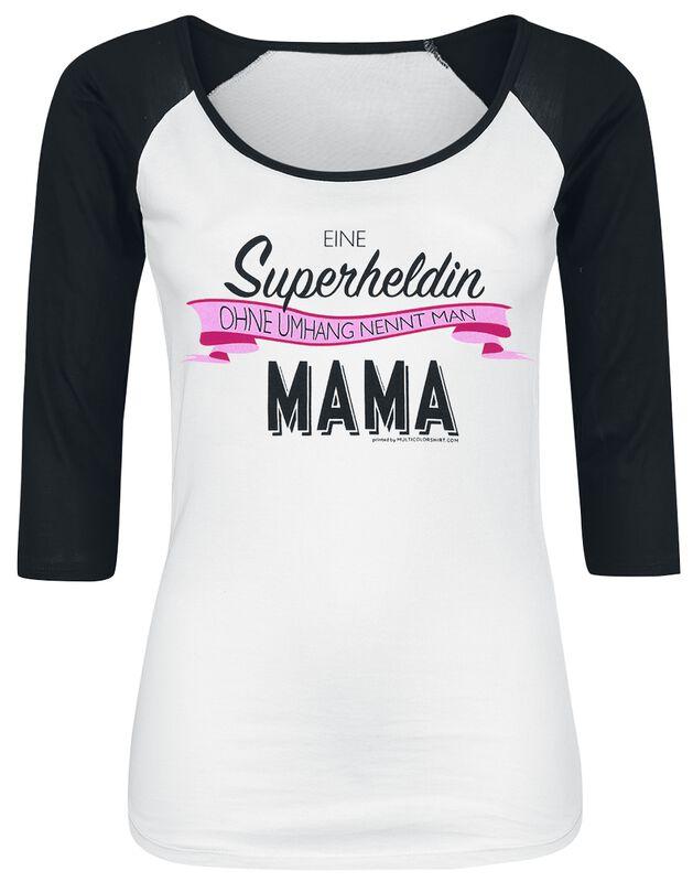 Eine Superheldin ohne Umhang nennt man Mama