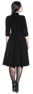Nightshade Velvet Dress