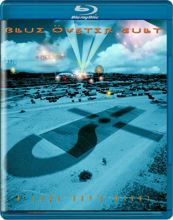 Image of Blue Öyster Cult A long days night Blu-ray Standard