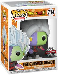 Super - Fused Zamasu (Enlargement) Vinyl Figur 714
