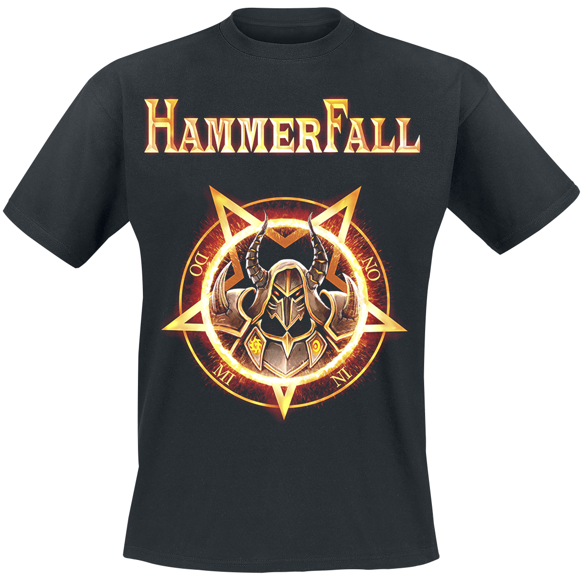 Hammerfall - Dominion - T-Shirt - black image