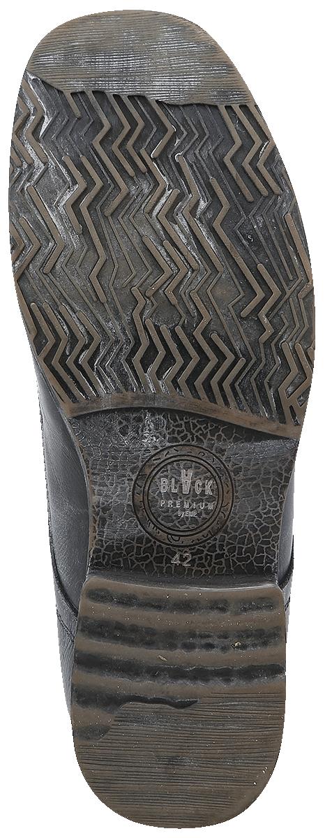 Image of Black Premium by EMP Road Man Boots schwarz