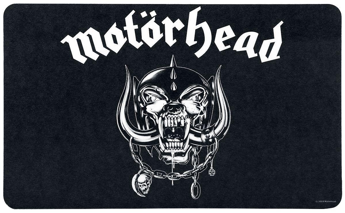 Image of Motörhead Motörhead Logo Frühstücksbrettchen Standard