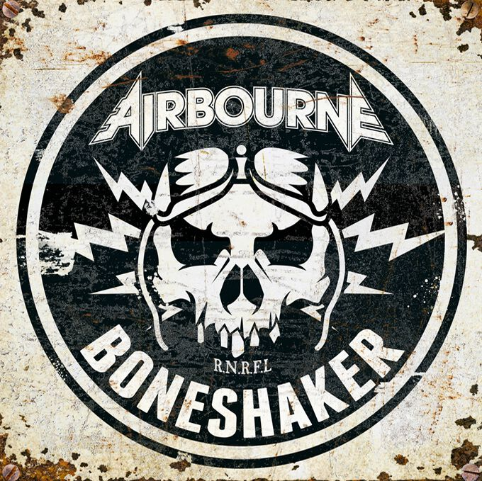 Image of Airbourne Boneshaker CD Standard