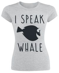 Findet Nemo I Speak Whale