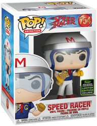 Speed Racer ECCC 2020 - Speed Racer with Trophy Vinyl Figur 754