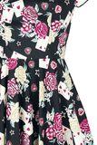 Queen of Hearts 50s Dress
