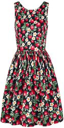Stawberry Sundae Mini Dress