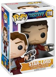 2 - Star-Lord Vinyl Figure 198 (Chase Edition möglich)