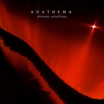 Image of Anathema Distant satellites CD Standard