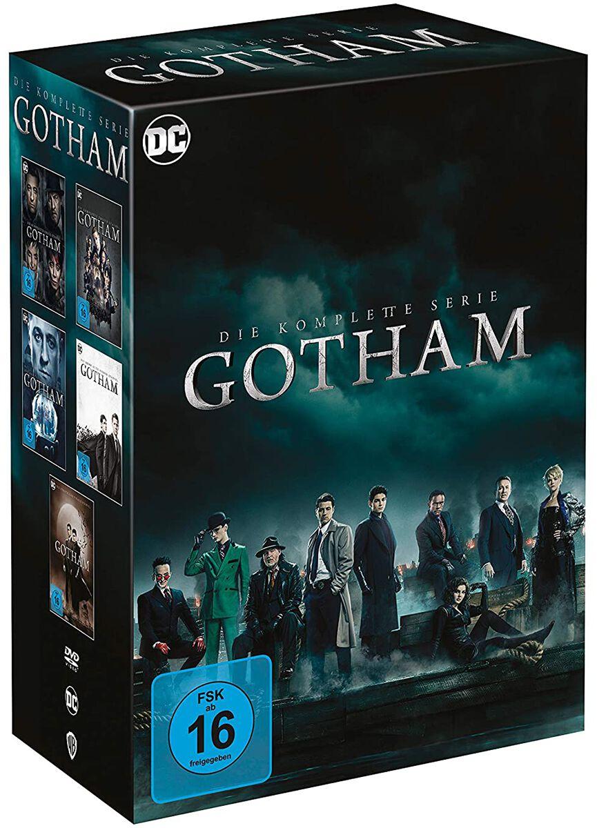 Image of Gotham Die komplette Serie 27-DVD Standard