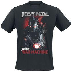 War Machine - Heavy Metal