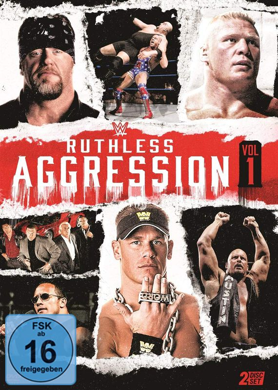 Ruthless aggression Vol.1