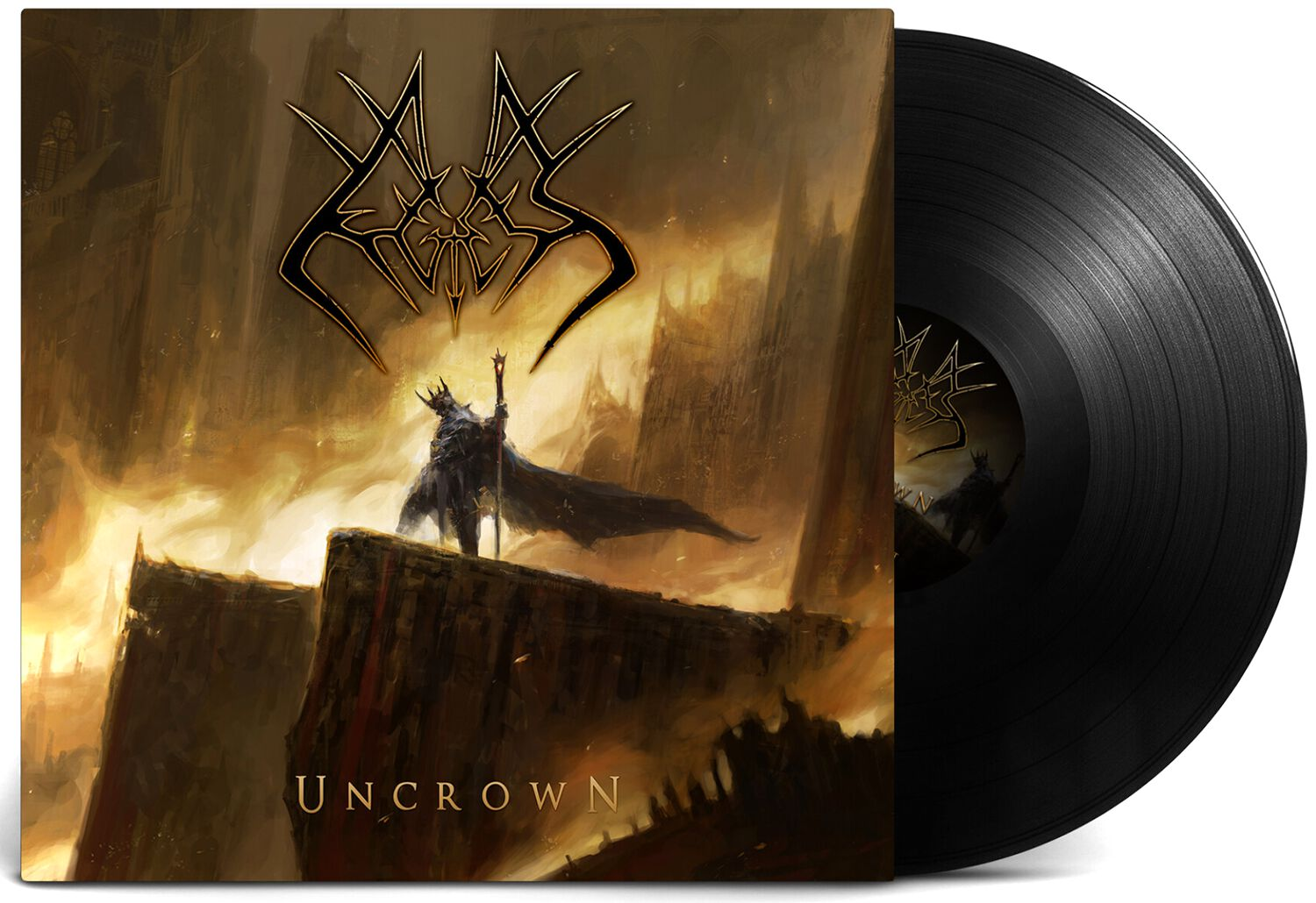 Image of Ages Uncrown LP Standard