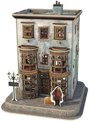 Diagon Alley - Ollivanders Wand Shop (3D Puzzle)