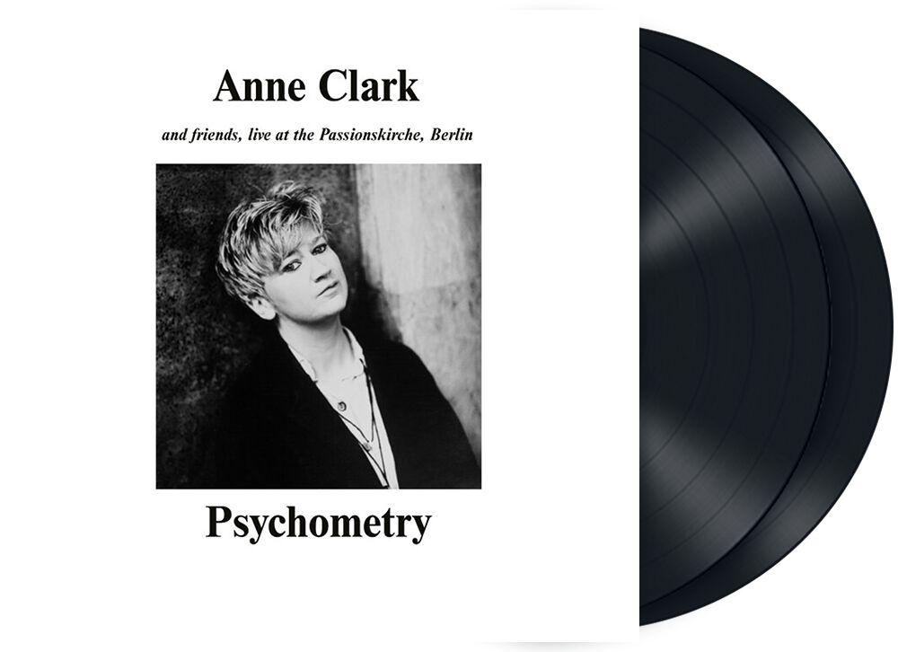 Image of Anne Clark Psychometry 2-LP Standard