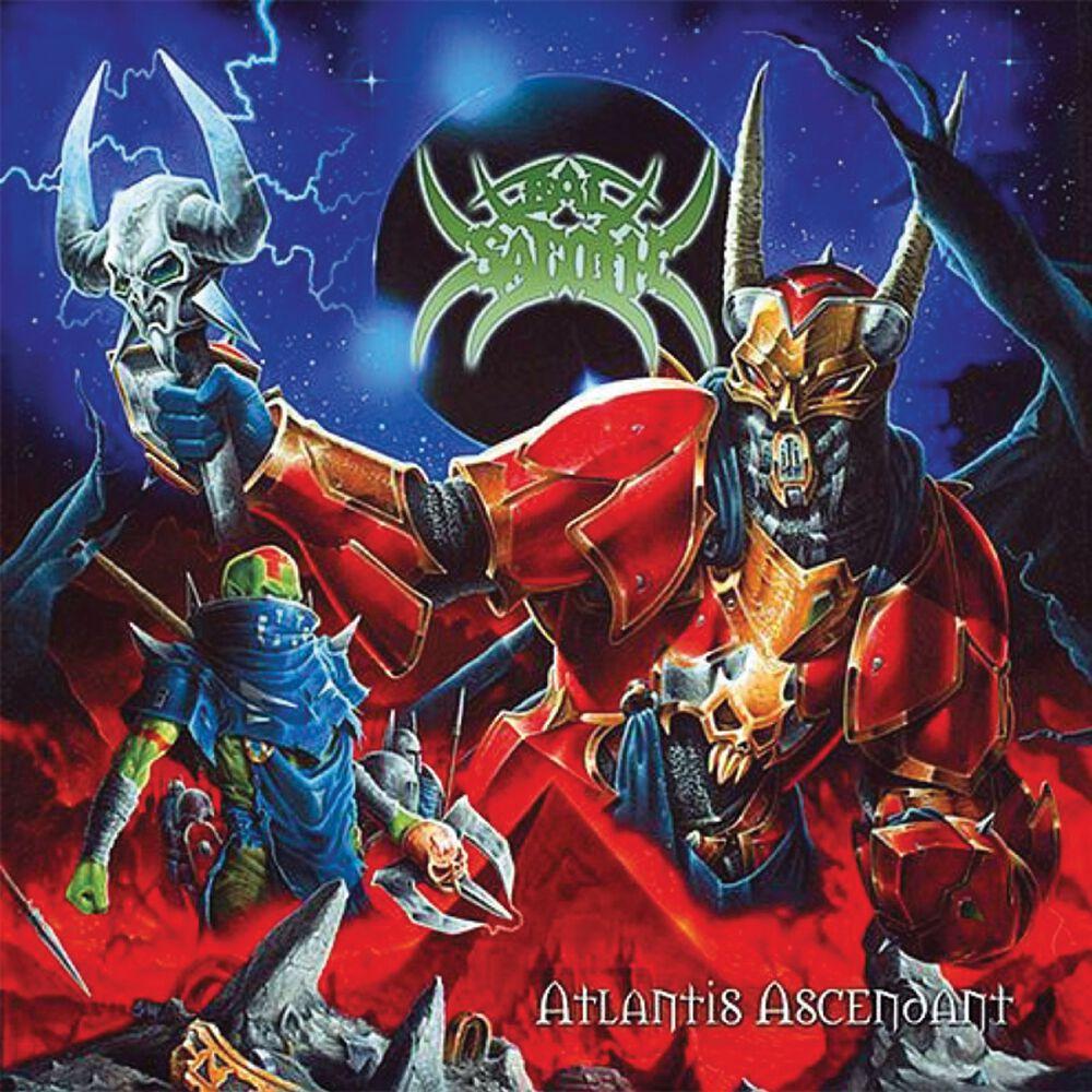 Image of Bal-Sagoth Atlantis ascendant CD Standard
