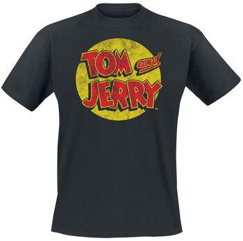 Tom und Jerry Washed Logo