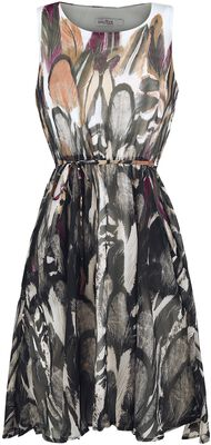 Feather Riot Dress