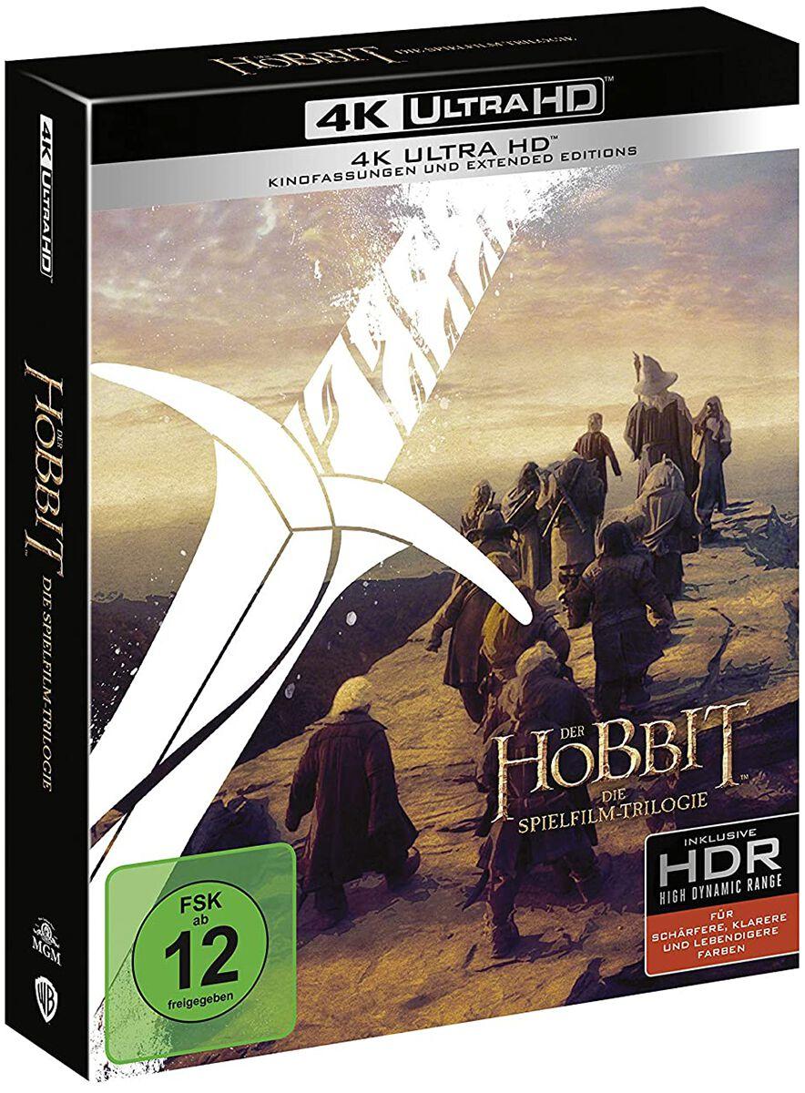 Image of Der Hobbit Die Trilogie (Extended Edition) 6-Blu-ray Standard