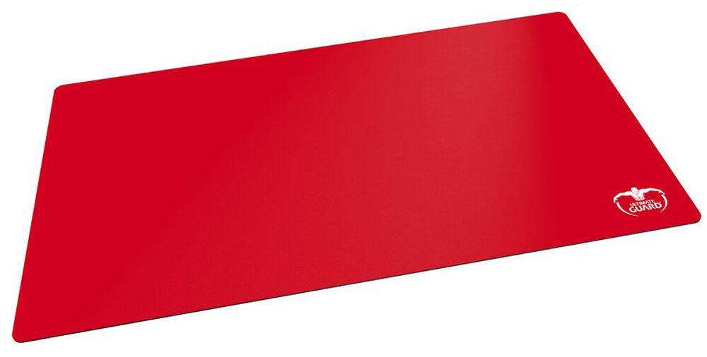 Spielmatte - Monochrome Rot
