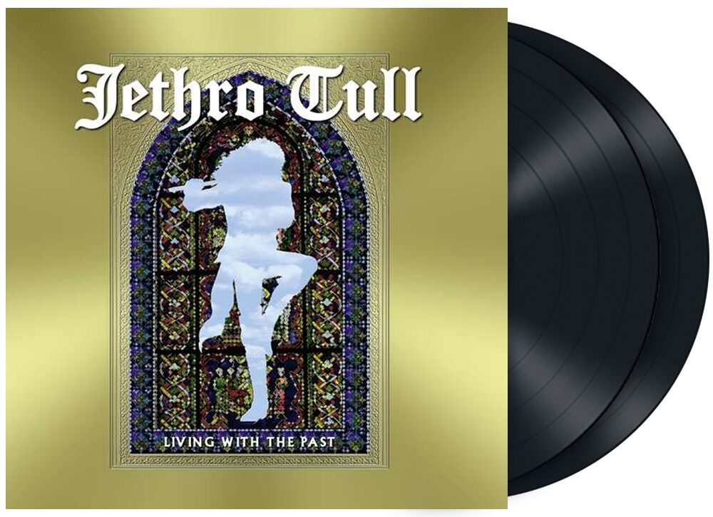 Image of Jethro Tull Living with the past 2-LP & CD Standard