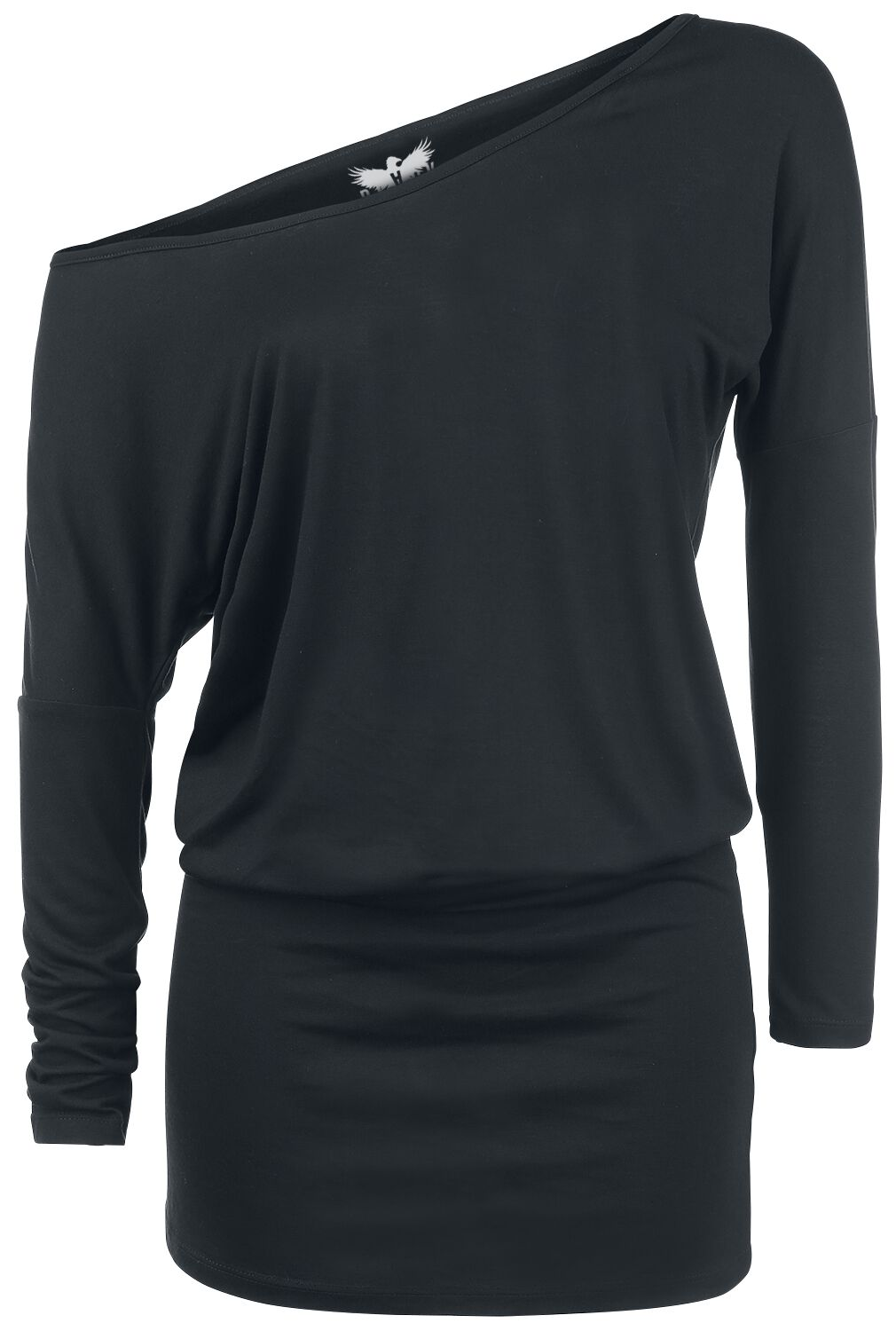 Black Premium by EMP Hold Loosely Short dress black